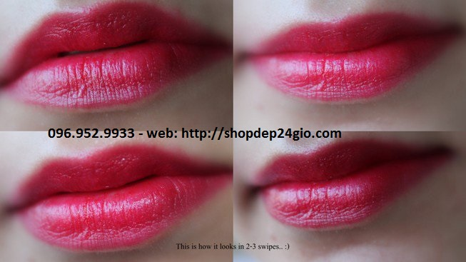 tom ford cherry lush swatch
