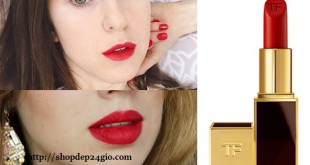 Son Tom Ford Ruby Rush Màu 07 Lip Color Matte